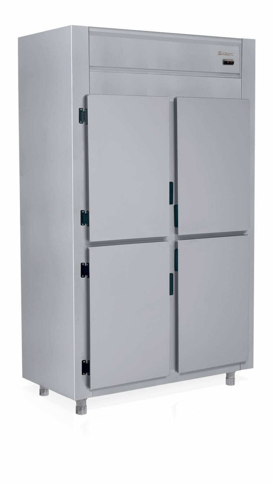 Geladeira Comercial GREP 4- Portas Cegas - C/ Controlador El