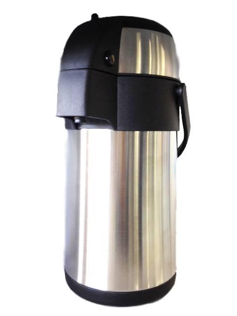 Garrafa T�rmica Refrimport 2,5 L Inox