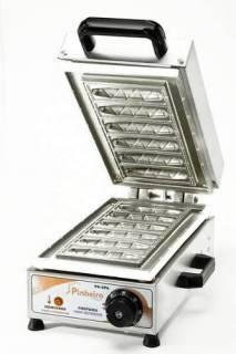 Maquina De Crepe Sui�o 6 Cavidades PK-6P 110V   Refrimur