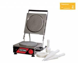 Maquina Casquinha para Sorvete MCSS - | Refrimur