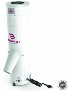 Moinho de P�o Braesi MP-02 Style Bivolt   Refrimur
