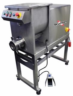 Moedor Homogeneizador de Carne Inox Skymsen HS 98   Refrimur