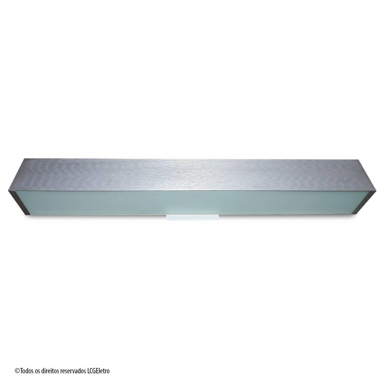 Arandela Clássica Alumínio Banheiro Lavabo TS5024 Bella - LCGELETRO