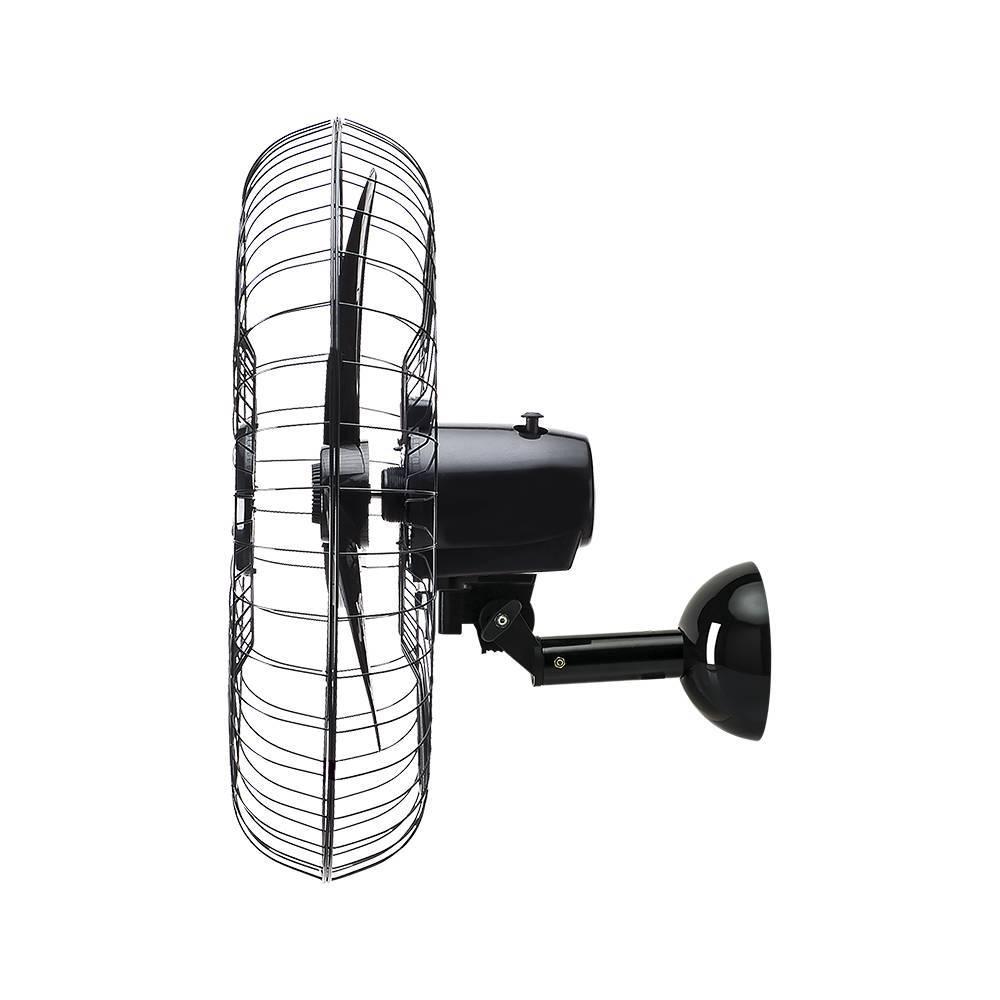 Ventilador de Parede Oscilante 60cm Preto Ventisol 200w Bivo - LCGELETRO