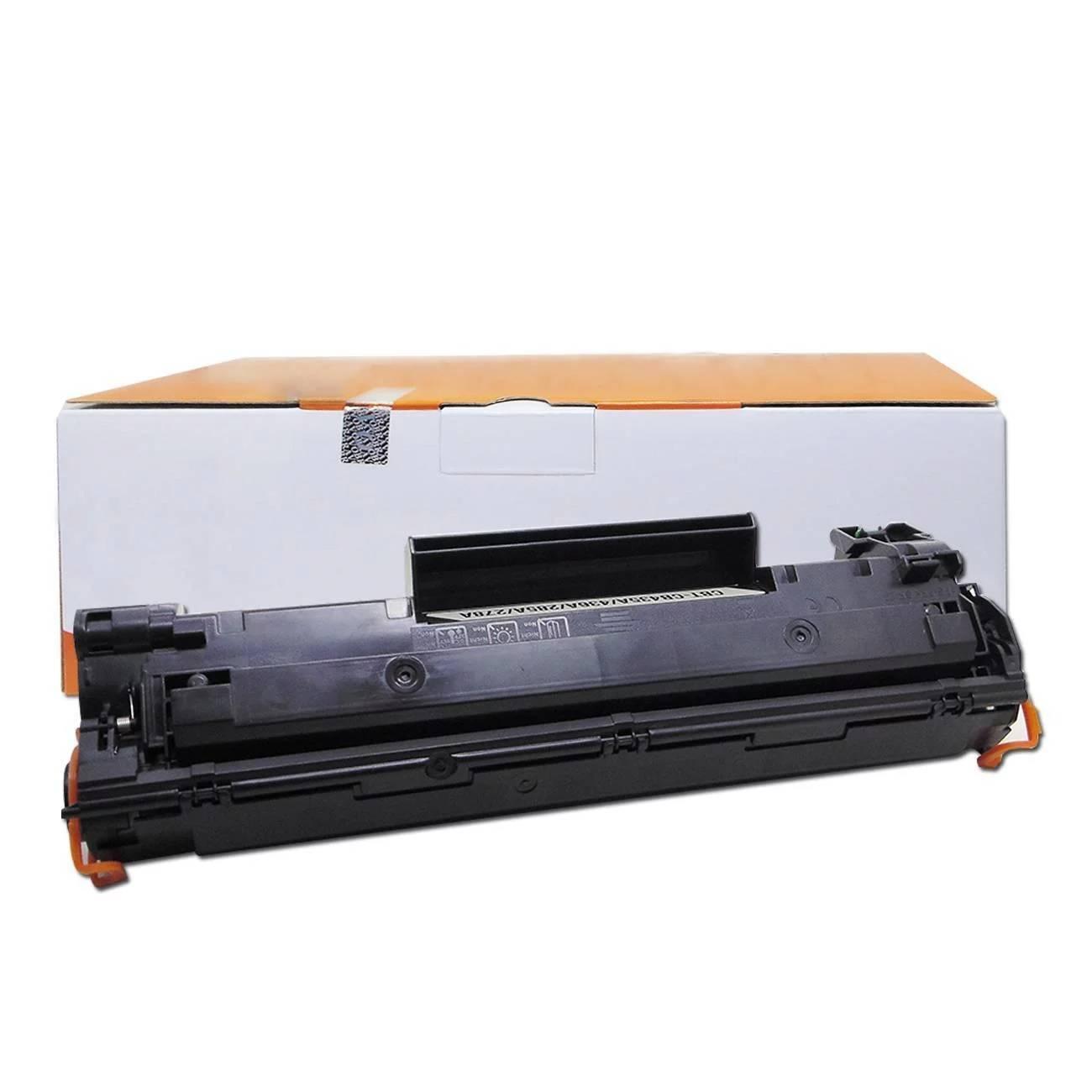 Toner Compatível CB435A CB436A CE285A CE278A Universal P1102 - LCGELETRO