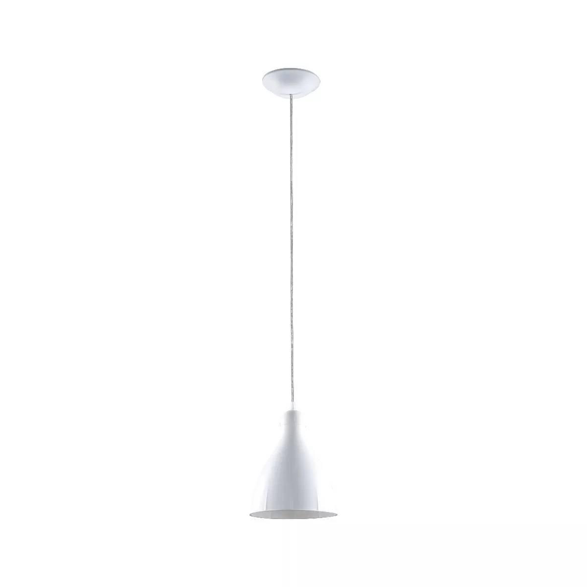 Pendente Gota Branco Para Lâmpada E27 Cozinha Americana - LCGELETRO