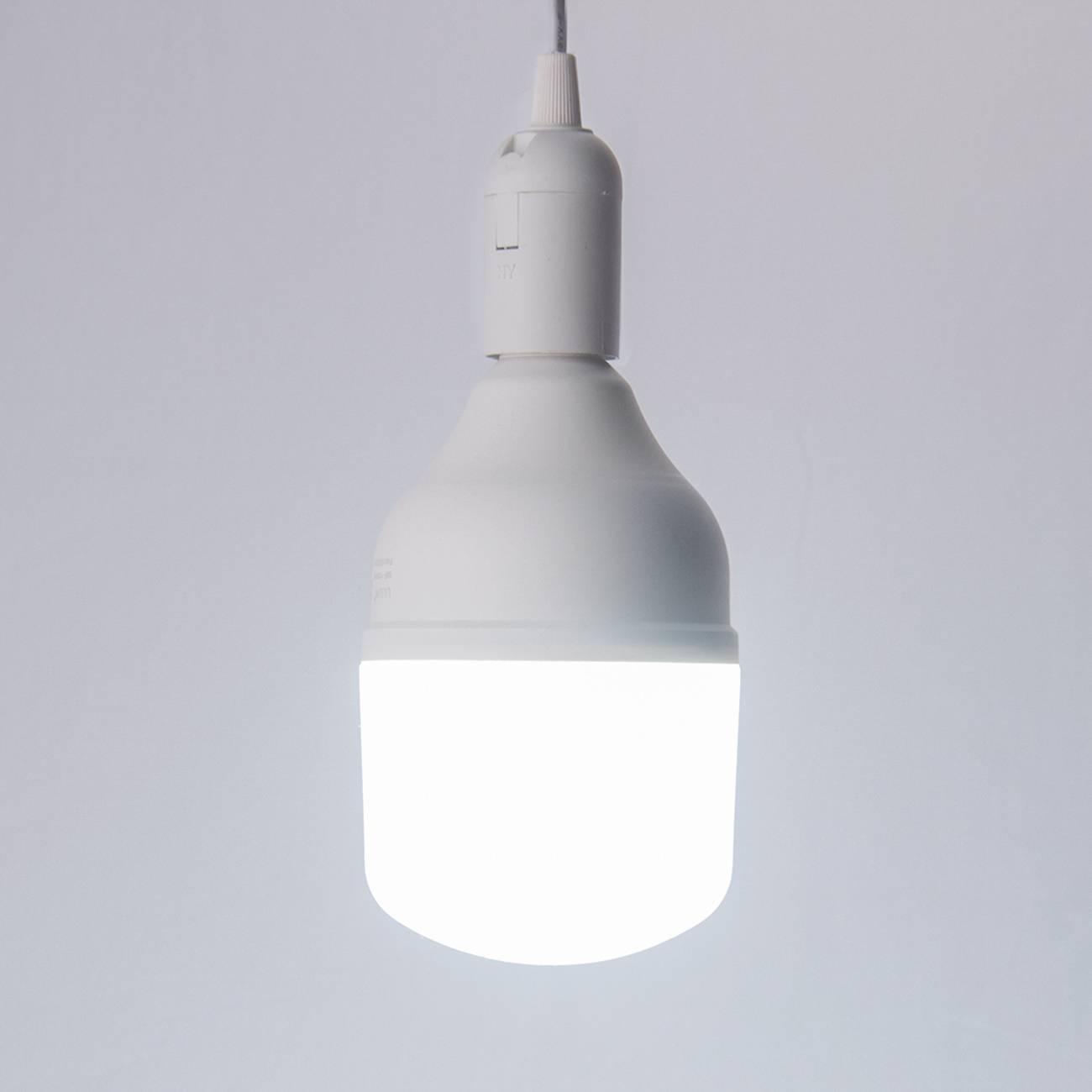 Lâmpada Led Bulbo High Llum 30w Luz Branca 6500k Bivolt - LCGELETRO