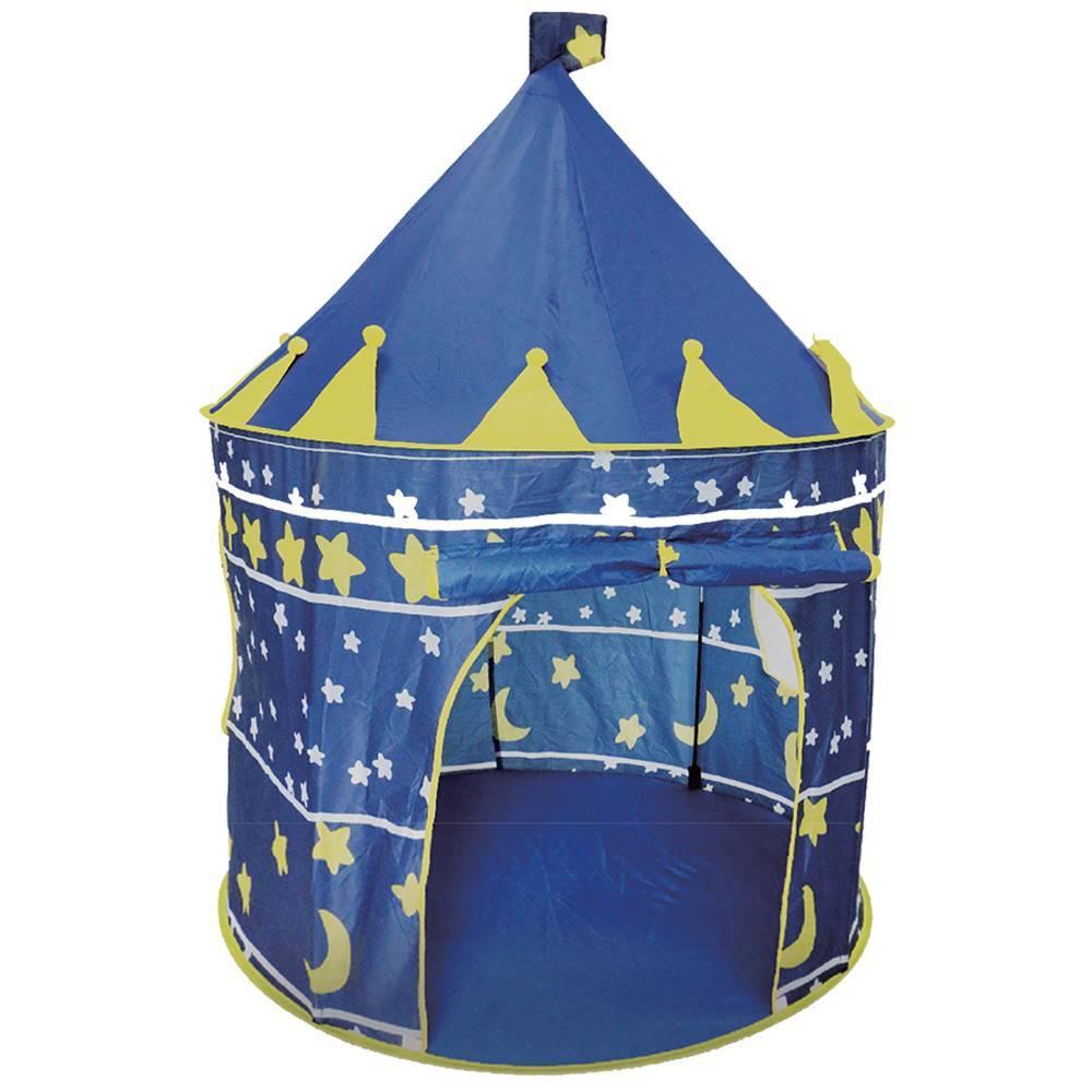 Barraca Infantil Castelo Azul Com Bolsa Transporte - LCGELETRO