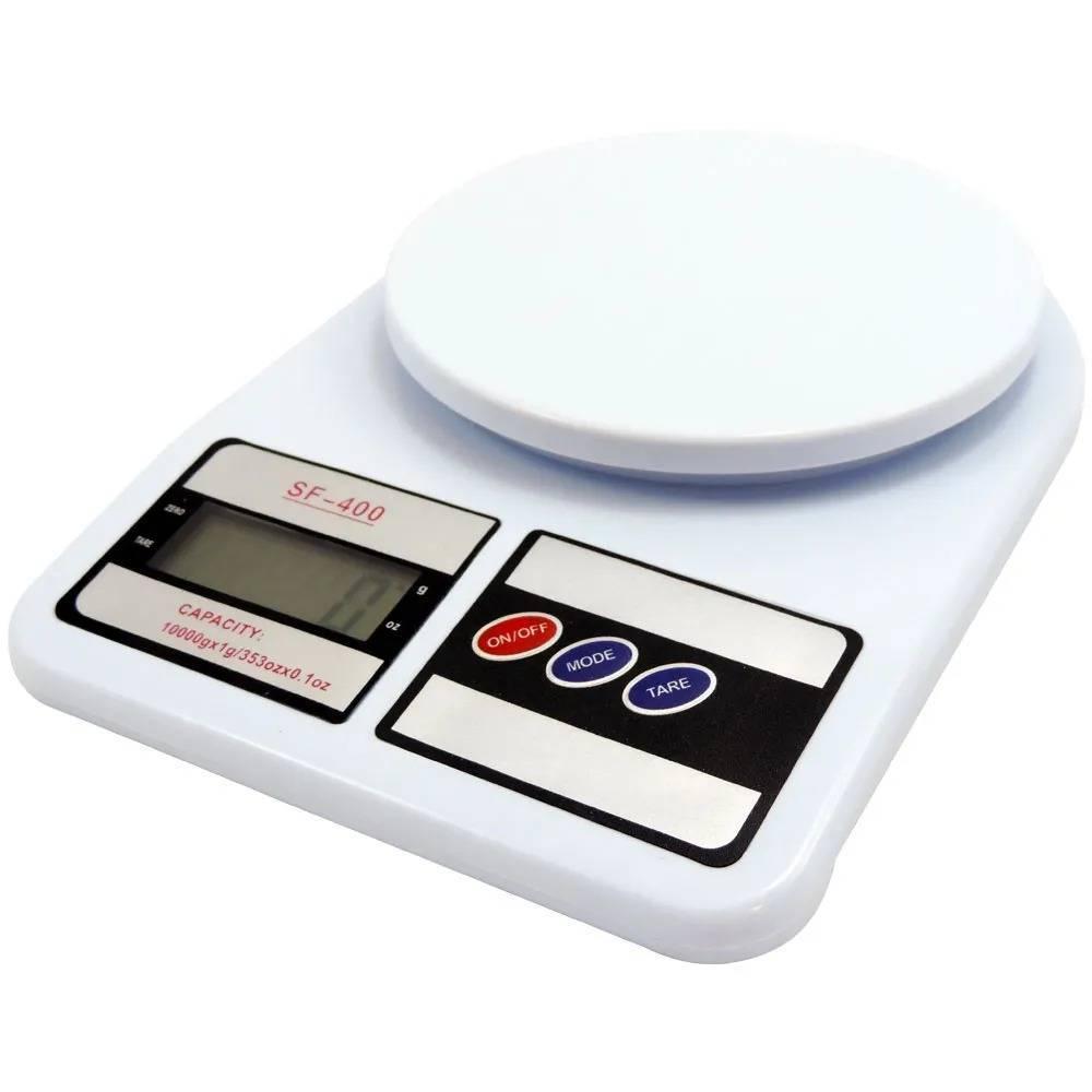 Balança De Precisão Digital Eletrônica Sf-400 1g A 10 Kg - LCGELETRO