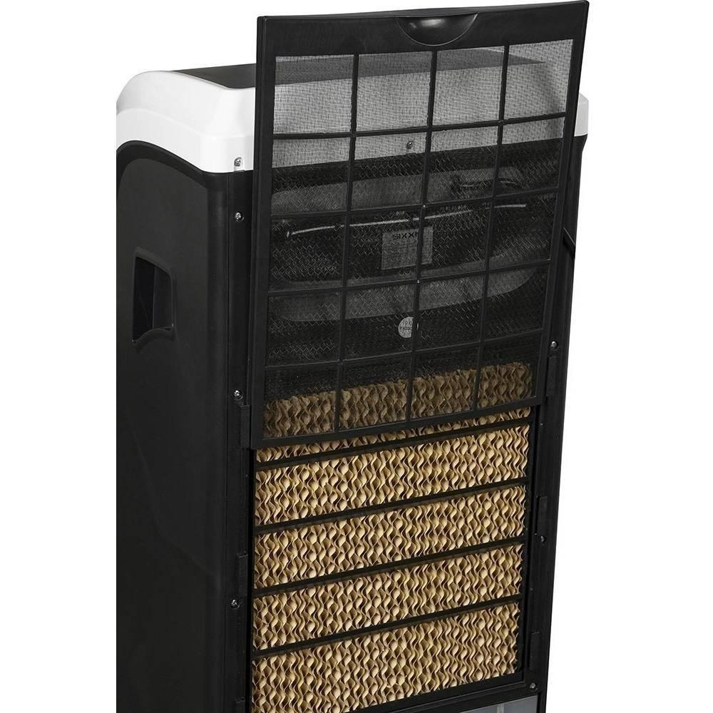 Climatizador de Ar Portátil Sixxis SX015A 16 Litros Residenc - LCGELETRO