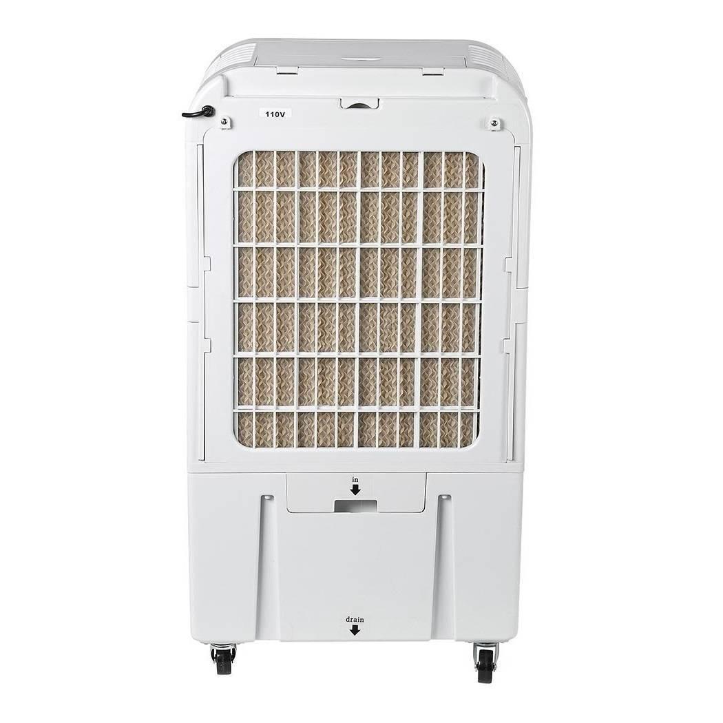 Climatizador de Ar Portátil Sixxis SX040A 30 Litros Residenc - LCGELETRO