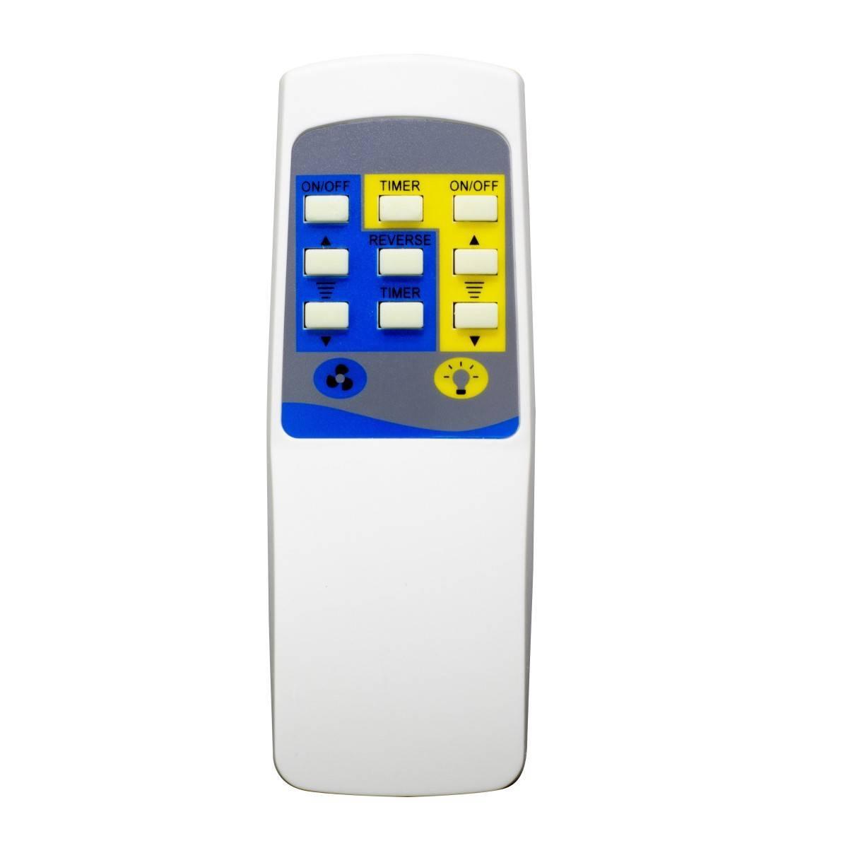 Controle Remoto Para Ventilador De Teto Infravermelho PW - LCGELETRO