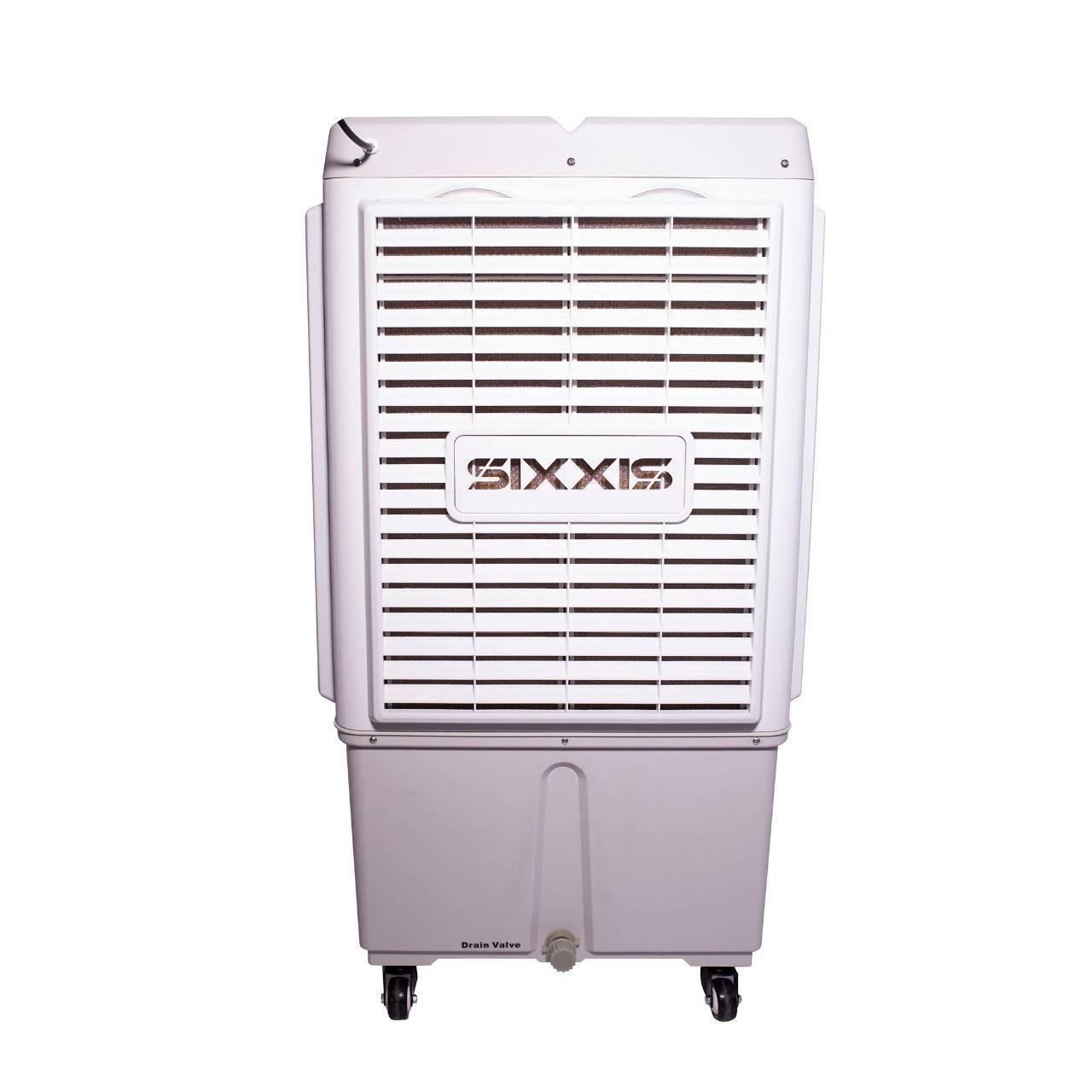 Climatizador de Ar Portátil Sixxis SX060A 40 Litros Residenc - LCGELETRO