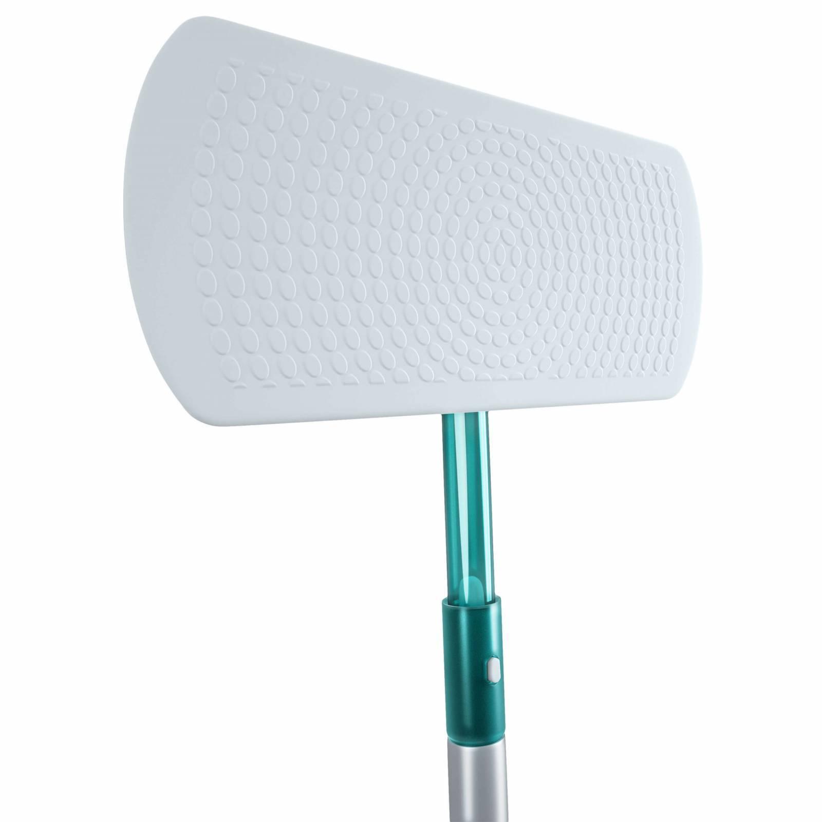 Mop Easy Floor Tirar Pó Limpeza 5 Refis Eletrostáticos Flash - LCGELETRO