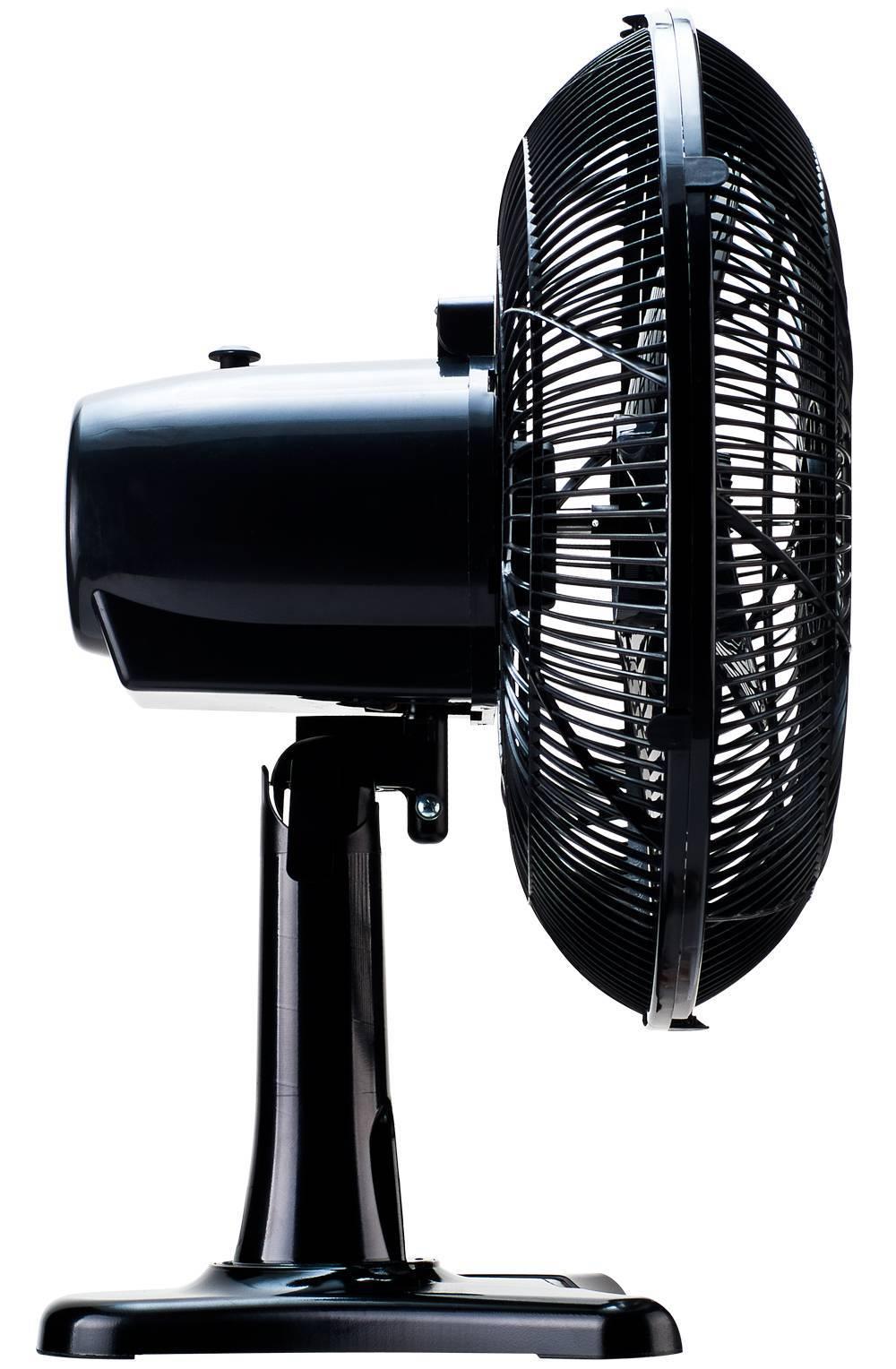 Ventilador de Mesa Ventisol Eco Oscilante 3 Velocidades 30cm - LCGELETRO