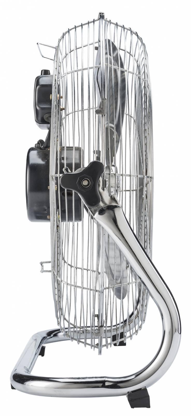 Circulador De Ar Aço 50cm Turbo Chrome Ventisol - LCGELETRO