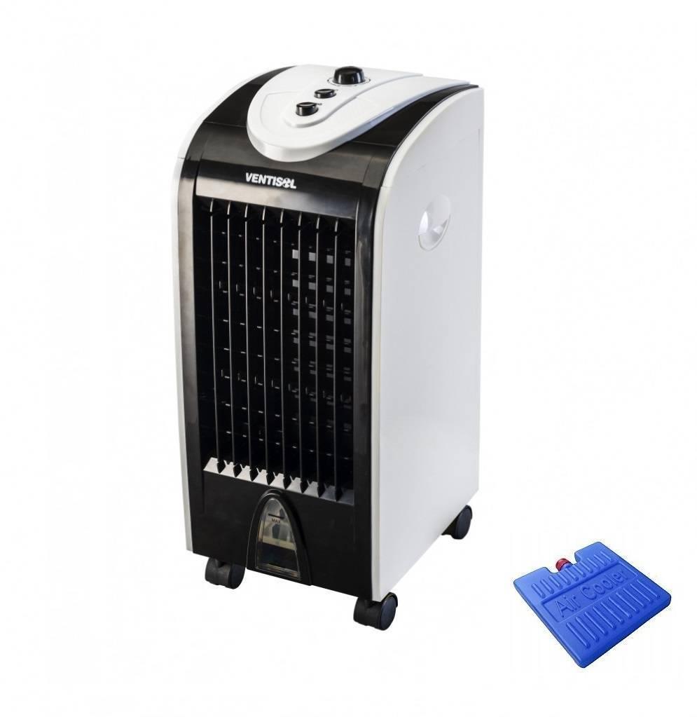 Climatizador Umidificador Ventilador Portátil 75w Ar Frio - LCGELETRO
