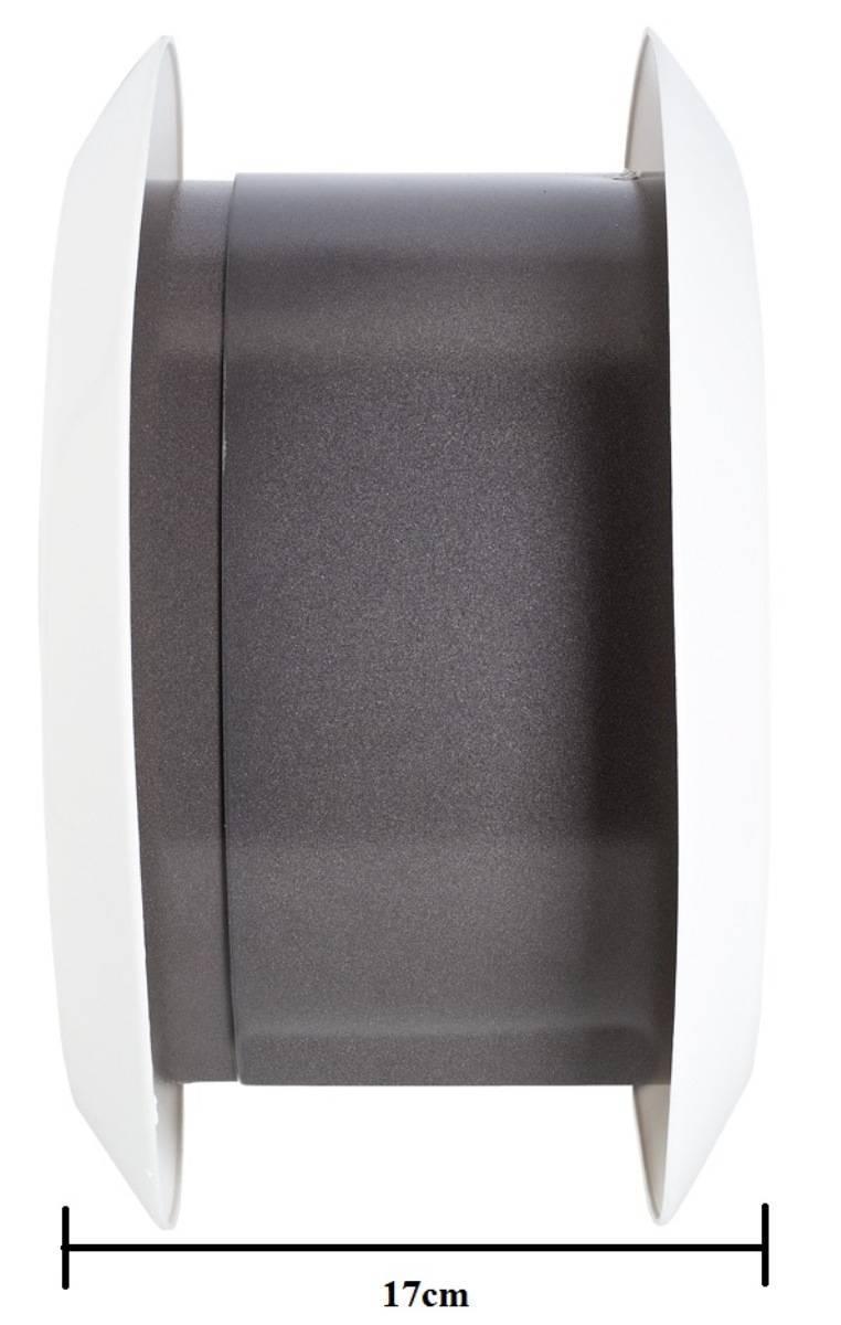 Exaustor Para Banheiro Cozinha 25cm Ventisol - LCGELETRO