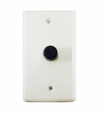 Ventilador de Parede Oscilante 50cm Preto Vent New Bivolt - LCGELETRO