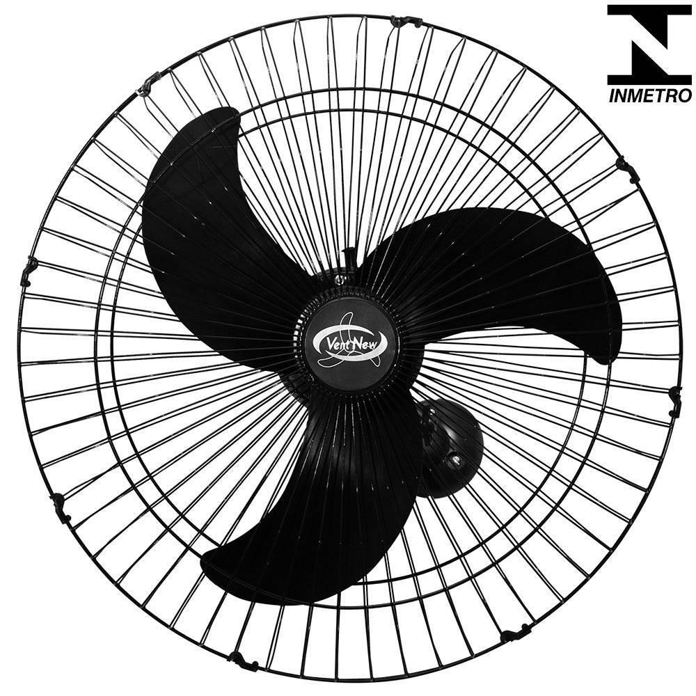 Ventilador De Parede Oscilante 60cm Vent New Bivolt - LCGELETRO