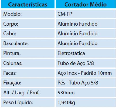Cortador de Legumes Médio Vitalex - LCGELETRO