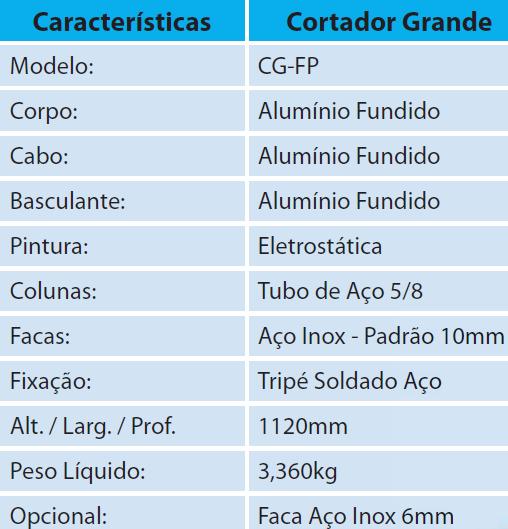 Cortador de Legumes Grande Vitalex - LCGELETRO