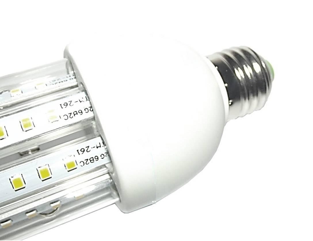 Lâmpada Led 9w 3u 360º Pl Mais Econômica Milho E27 - LCGELETRO