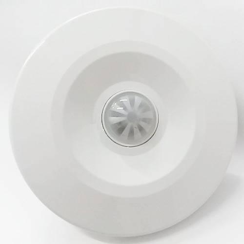 Sensor De Presença Embutir Teto C/ Fotocélula 360° - LCGELETRO