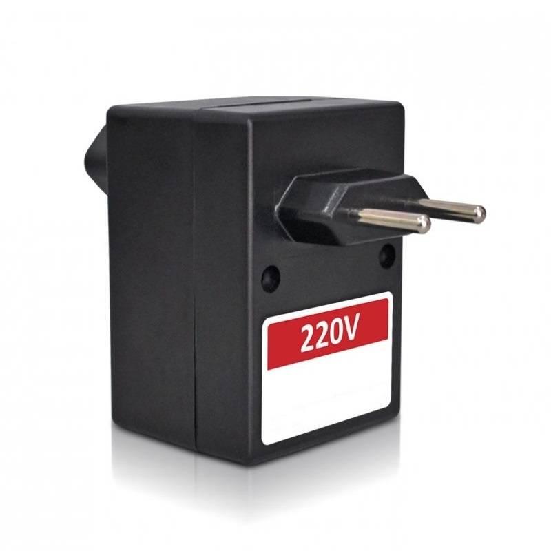 Auto Transformador 60va Conversor 220v Para 110/127v 45watts - LCGELETRO