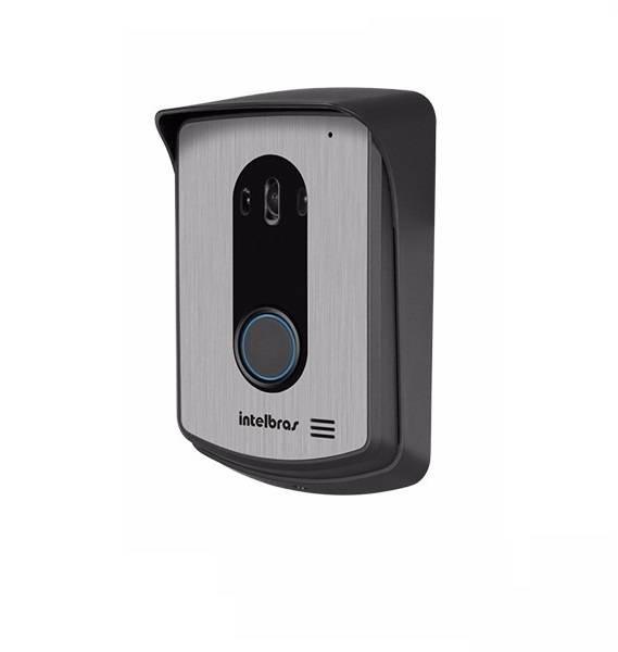 Videoporteiro Eletrônico Intelbras IV 4010 HS Branco com Mon - LCGELETRO
