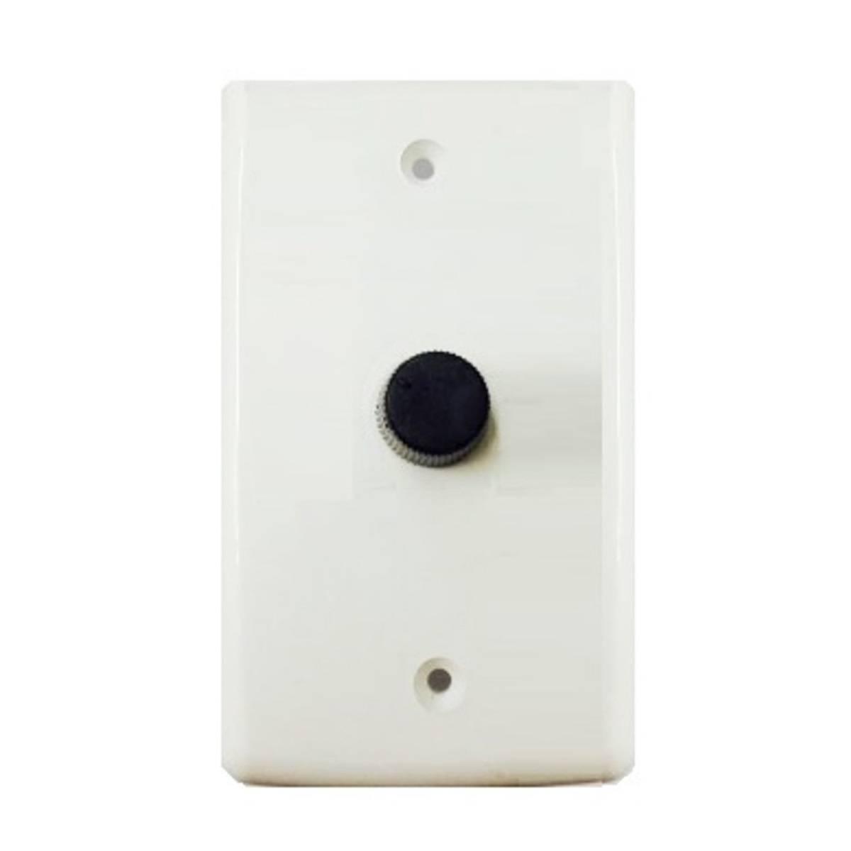 Ventilador de Parede Oscilante 50cm Branco Turbão 130W Bivol - LCGELETRO