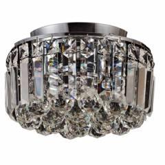 Plafon Kri Cristal Transparente HU1102 25x20,5cm Bella