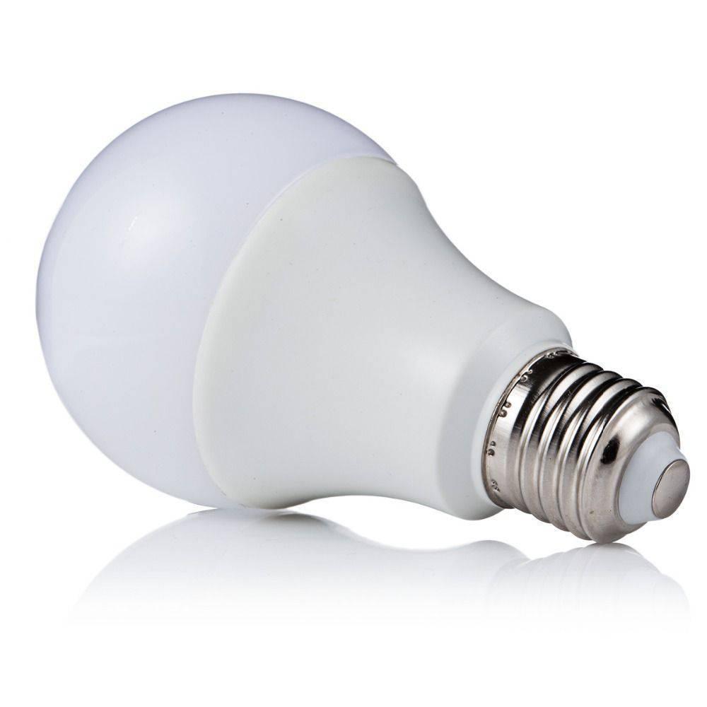 Lâmpada Led 8w Bulbo Bivolt E27 90% Mais Econômico 6500k - LCGELETRO