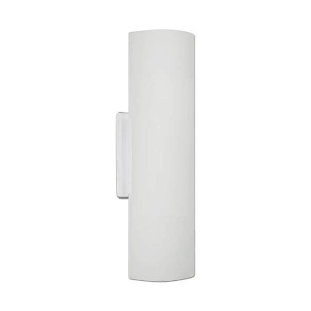 Arandela De Parede 30cm Embaú Branco E27 Taschibra - LCGELETRO