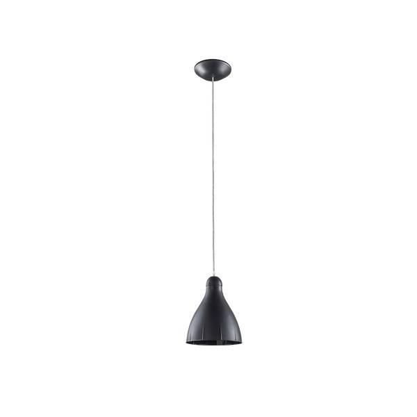 Pendente Gota Preto Para Lâmpada E27 Cozinha Americana - LCGELETRO