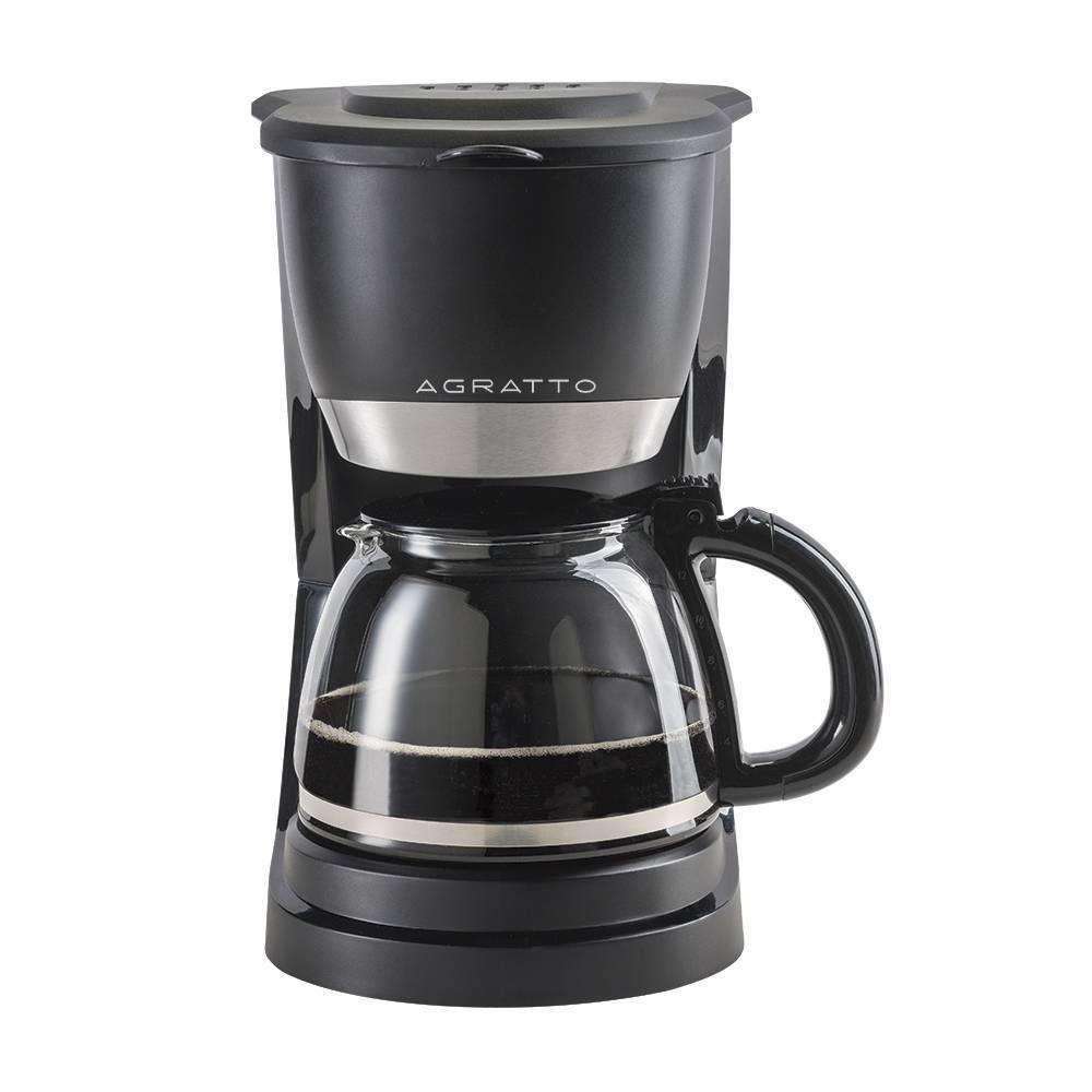 Cafeteira Eletrica Agratto Vetro Caffe 30 Xicaras 1,5L - LCGELETRO