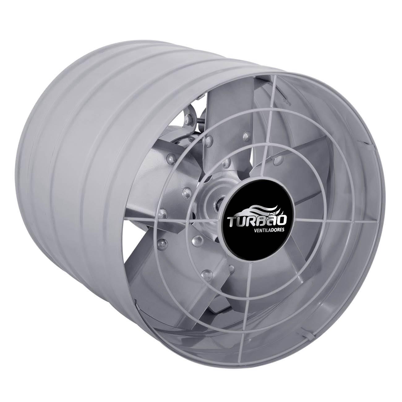 Exaustor Industrial/Comercial 30cm Turbão Alta Vazão - LCGELETRO