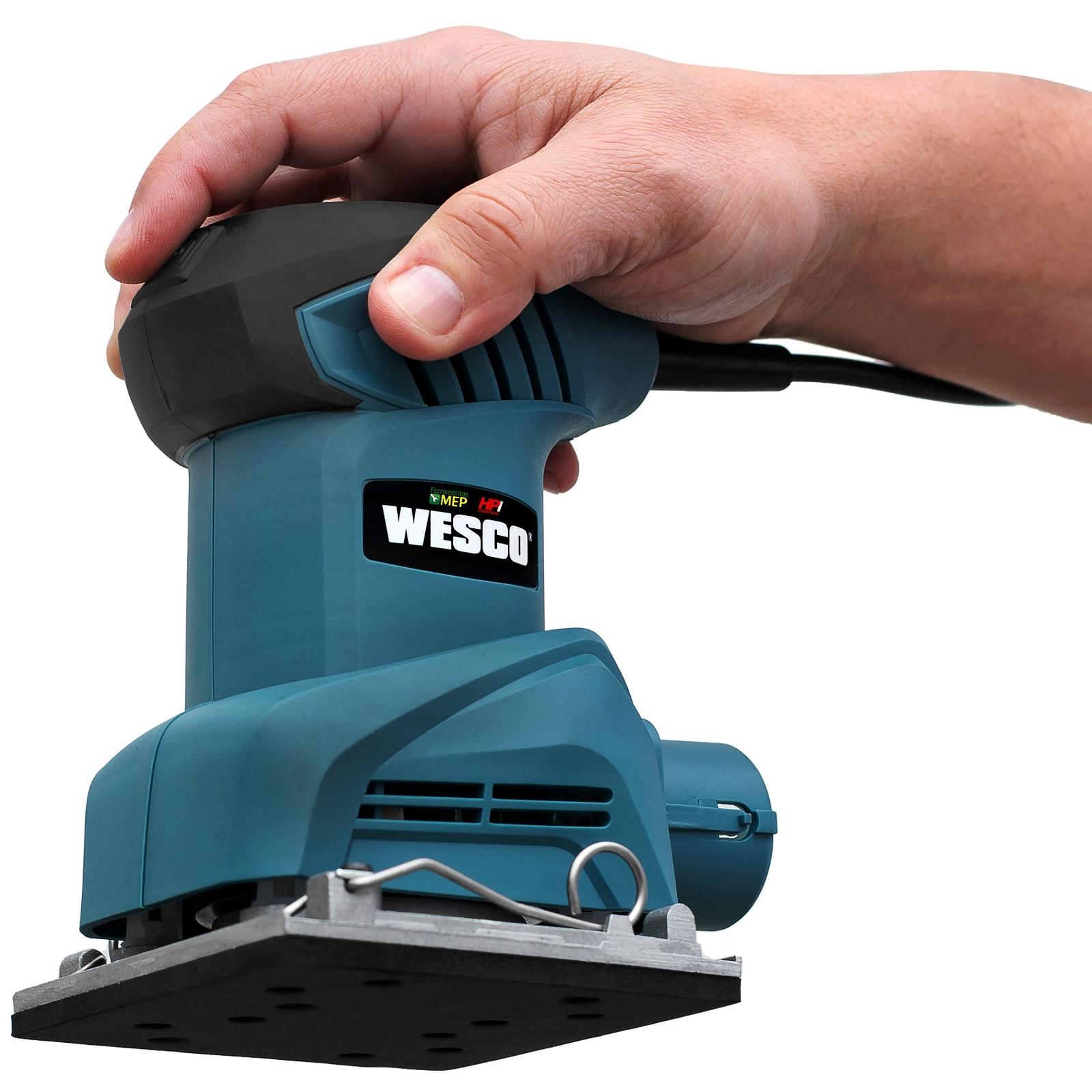 Lixadeira Oscilante Treme Treme Wesco WS4151 - Ferramentas MEP