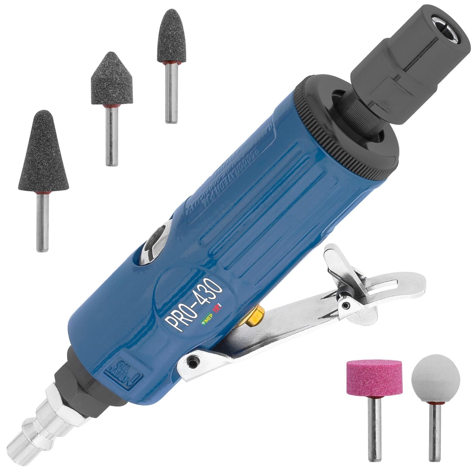 Mini Retífica Pneumática  Ldr Pro PRO430 - Ferramentas MEP