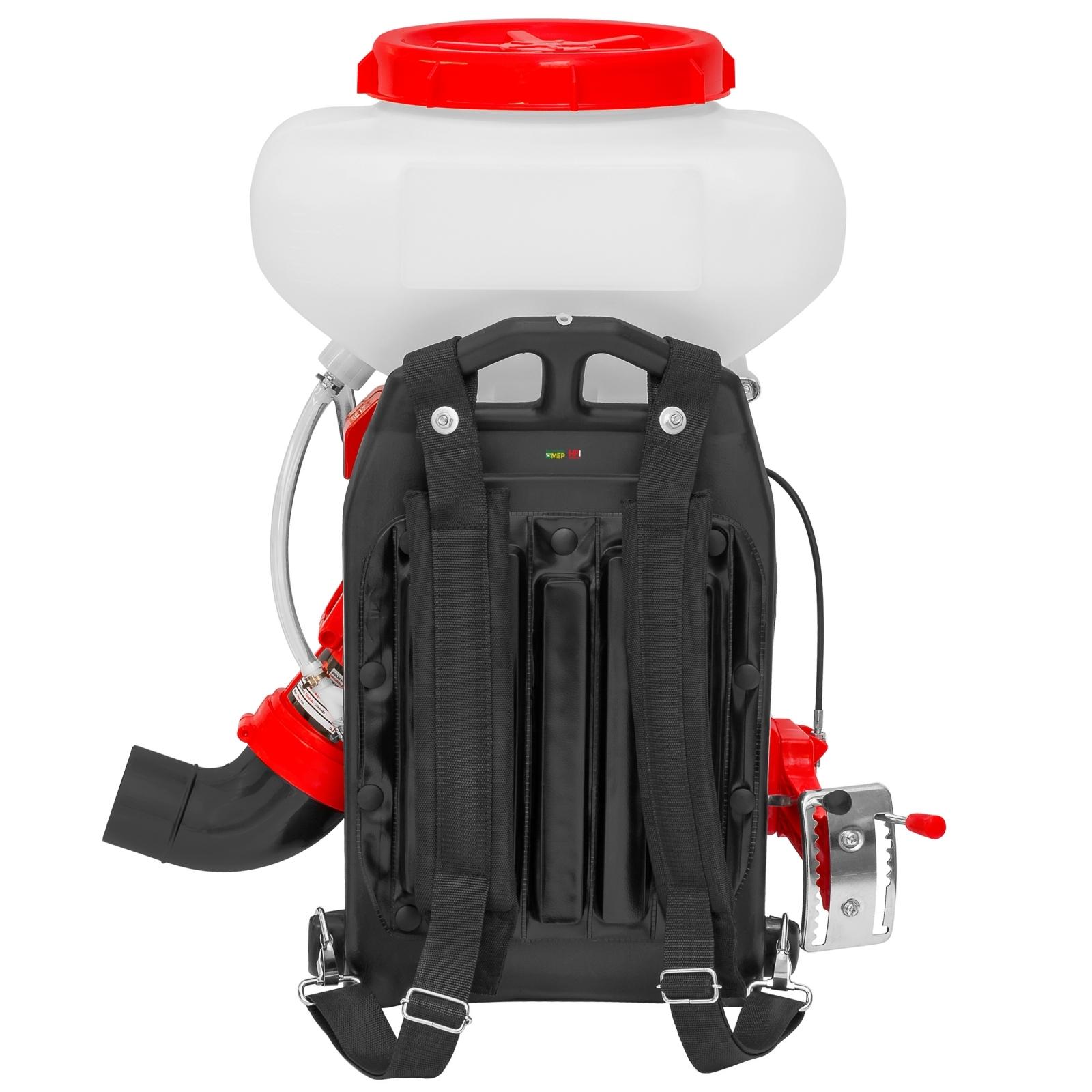 Atomizador Costal A Gasolina Toyama Modelo Tmd42bu - Ferramentas MEP