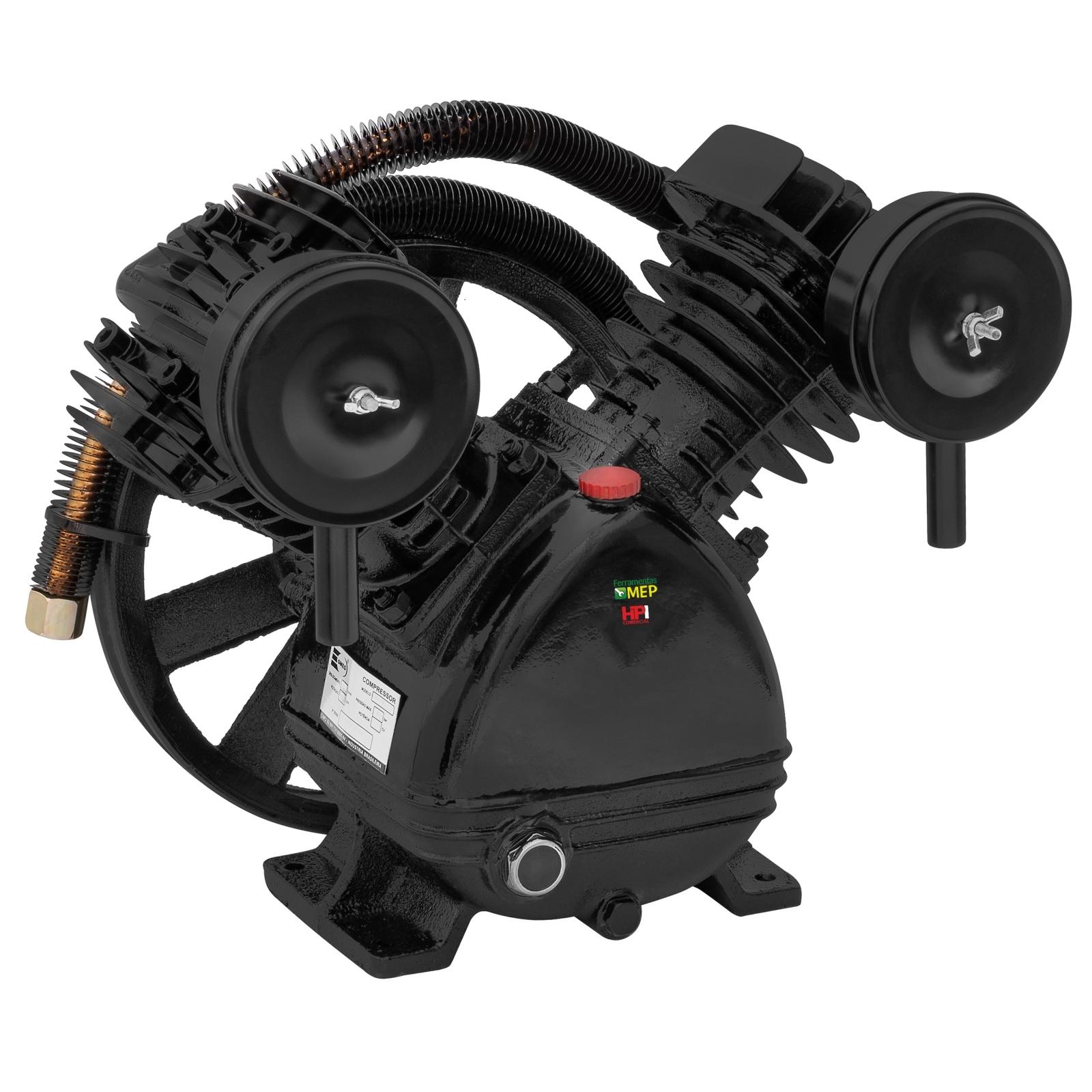 Cabeçote Para Compressor De Ar Motomil 10 a 15 CMV10/15 - Ferramentas MEP