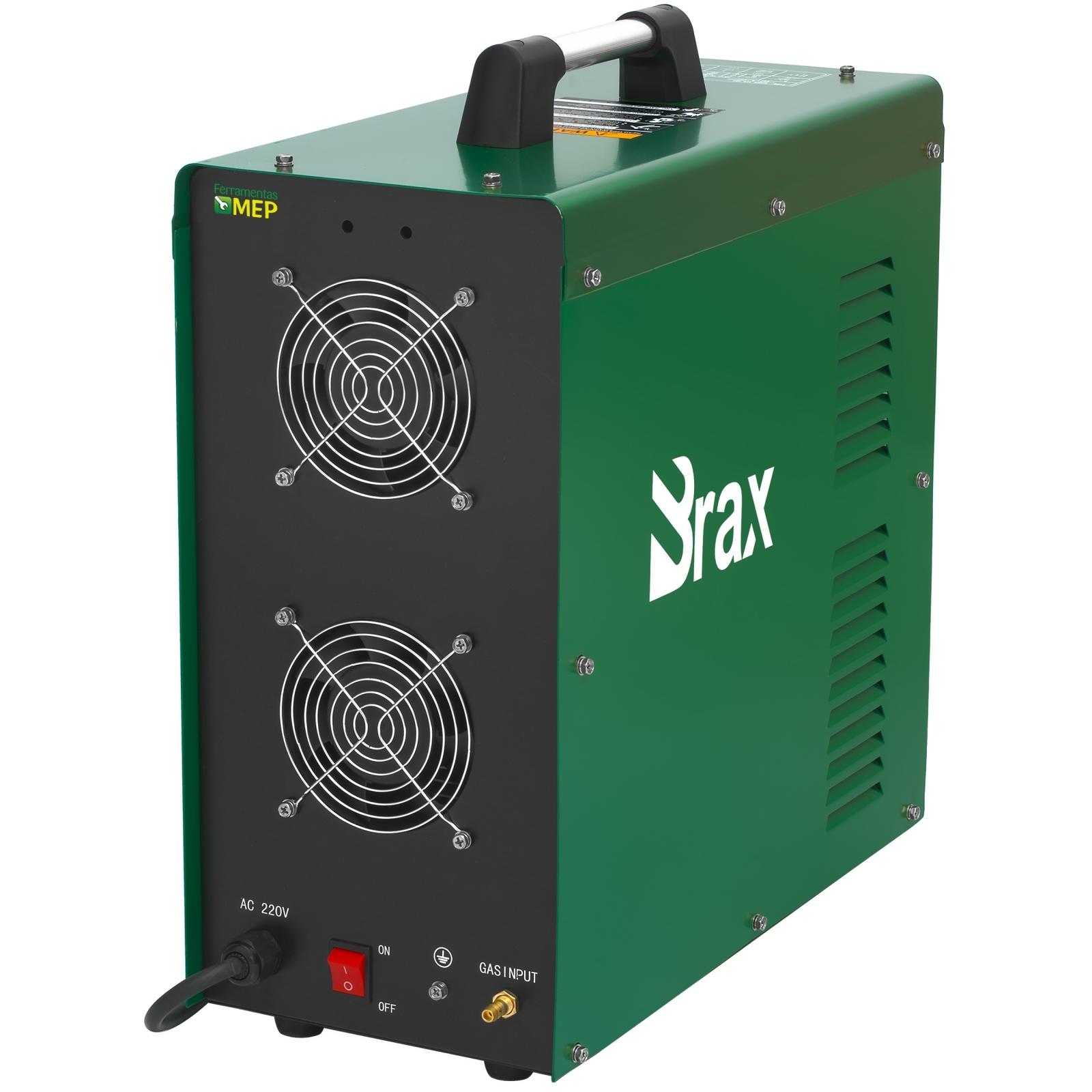 Máquina De Solda Tig Ac/Dc Eletrodo Brax Hypertig 250 - Ferramentas MEP