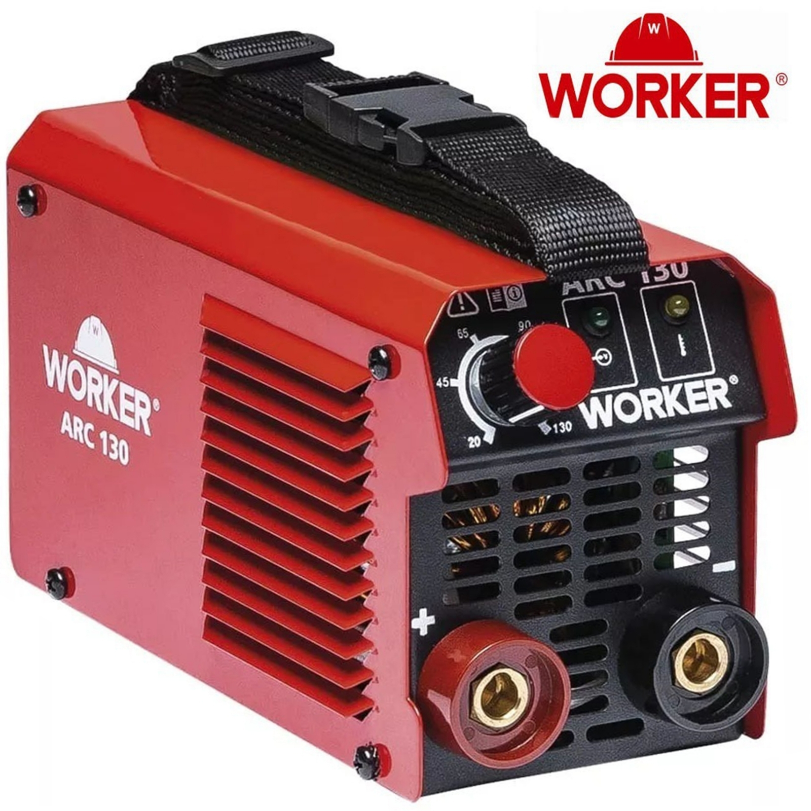 Máquina De Solda Inversora Arc 130 Worker - Ferramentas MEP