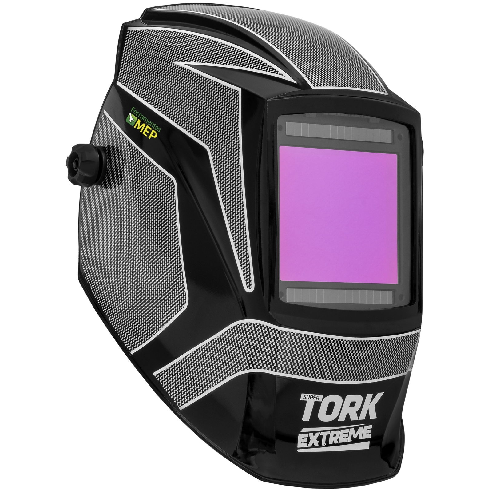 Máscara De Solda Automática Tork Big Solar Super  - Ferramentas MEP