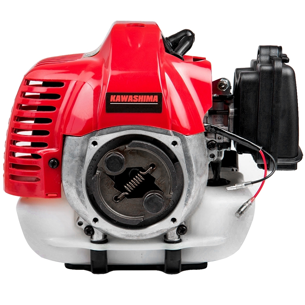 Motor de Roçadeira A Gasolina 2 Tempos 52cc Kawashima Kw-5200 2t1 - Ferramentas MEP