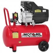 Compressor De Ar 8.8 Pcm 50 Litros Motomil – MAM 10/50L Bivolt