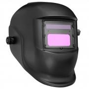 Máscara De Solda Automática Brax Com Regulagem