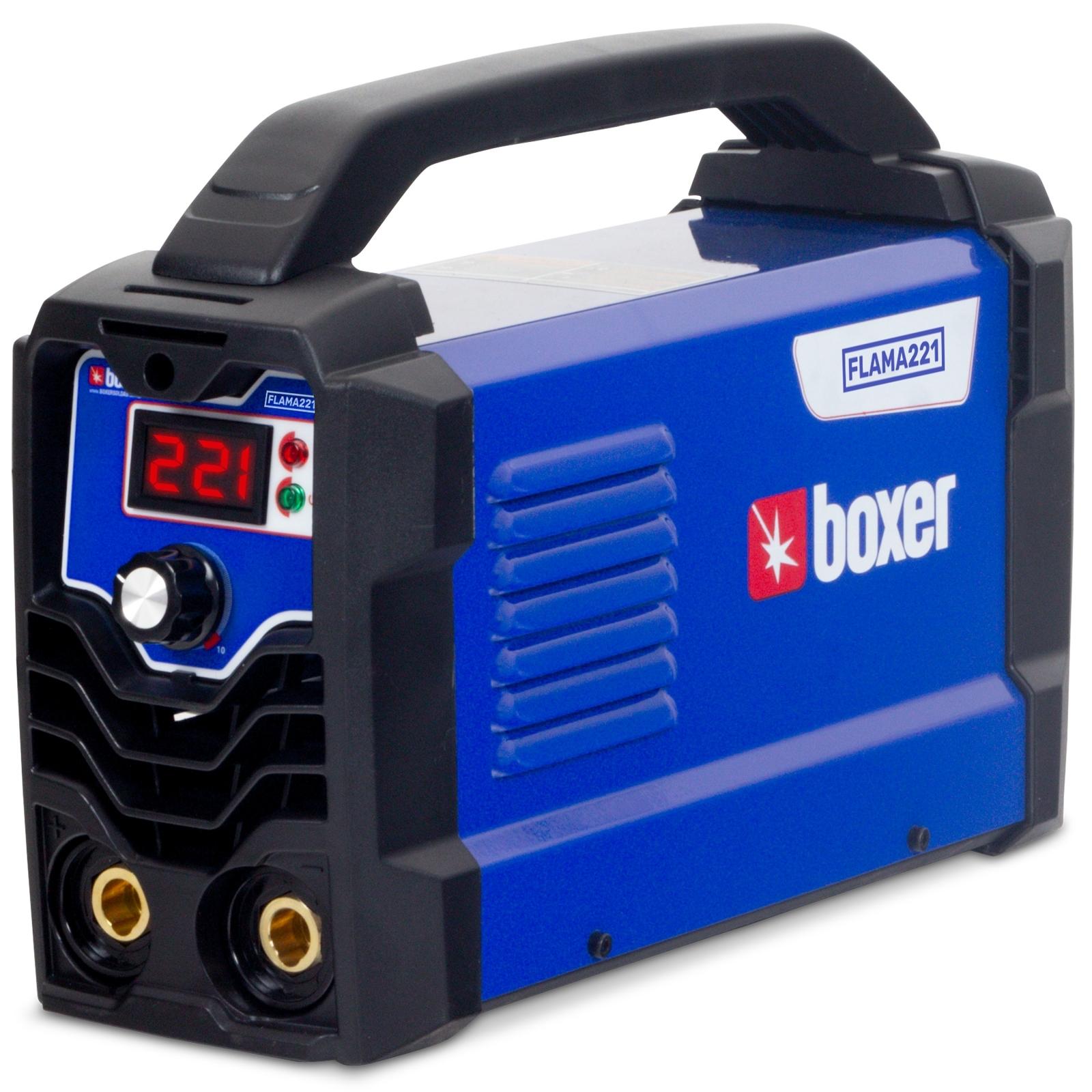 Máquina De Solda Eletrodo Boxer Flama 221- Te1 - Ferramentas MEP