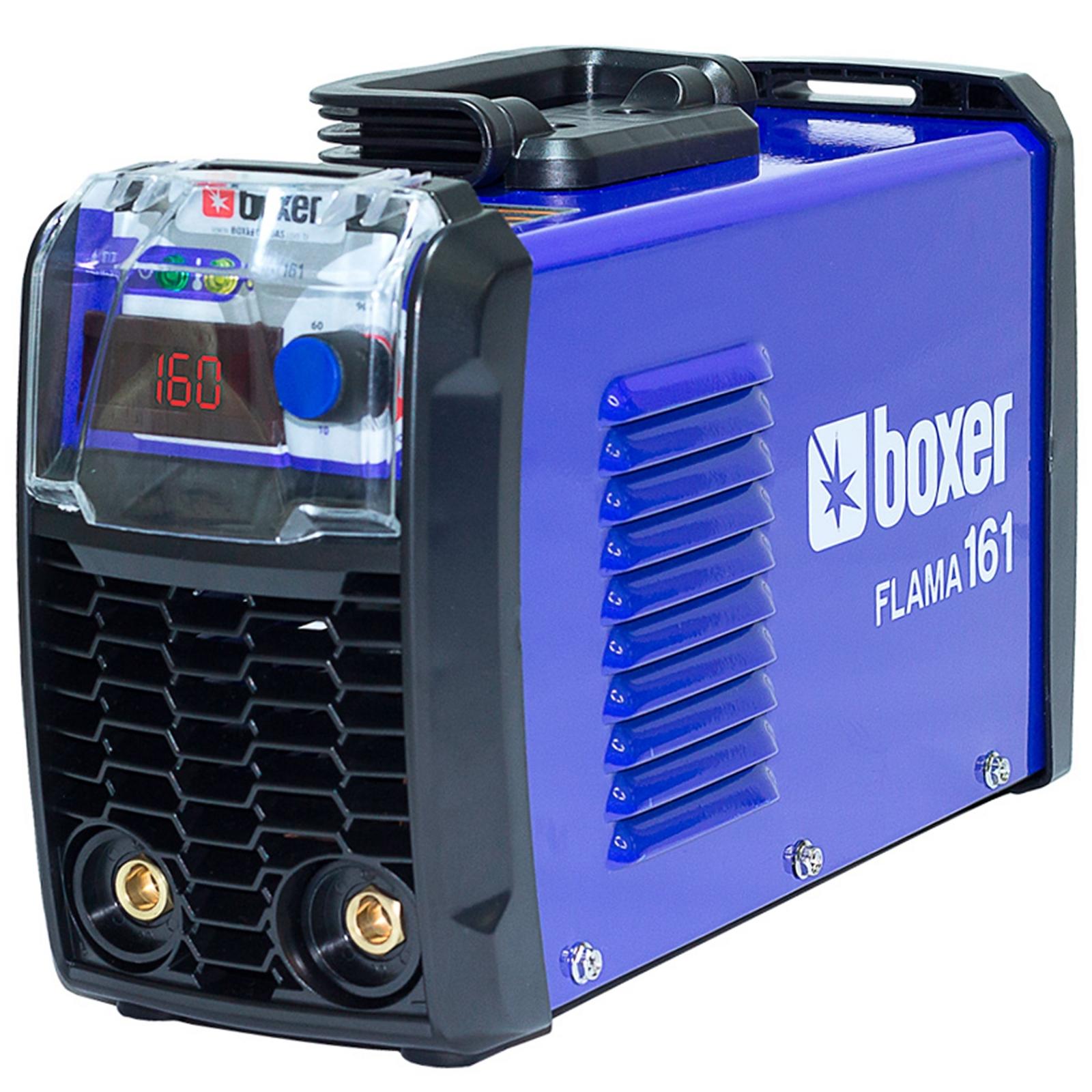 Máquina De Solda Eletrodo Boxer Flama 161 Bivolt - Ferramentas MEP
