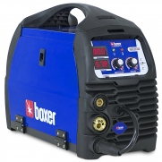 Máquina De Solda Mig Flex Tig Eletrodo Boxer Soldas MigFlex160 Bivolt